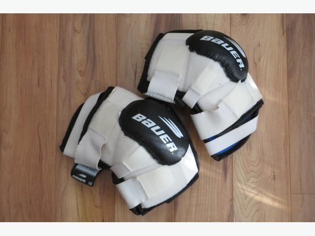 BAUER ELBOW PADS - SIZE SMALL EK46