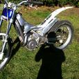 o.b.o.   2000 SCORPA sy 250 trials bike.