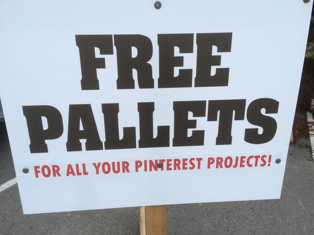 FREE: PALLETS for Pinterest Project