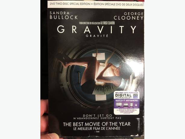 Gravity - new sealed