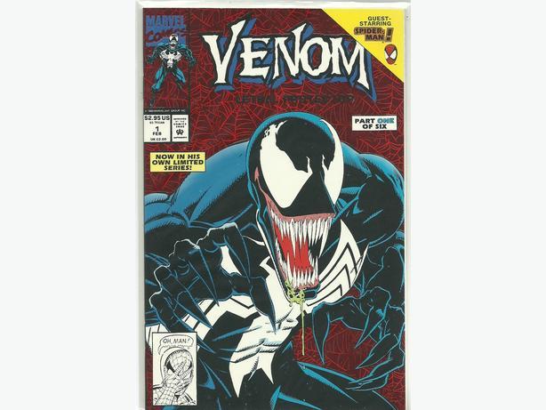 Venom & Carnage comics