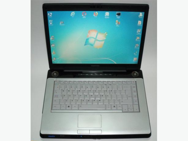 TOSHIBA 15inch Laptop