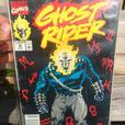 GHOST RIDER COMIC BOOK SERIES 2 #10 MARVEL COMICS CIRCA 1990