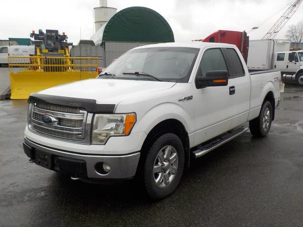 2013 Ford F-150 XTR SuperCab 6.5-ft. Bed 4WD