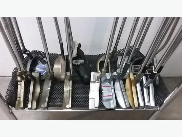 Golf Putter Collection Includes 3 Old PING Putters