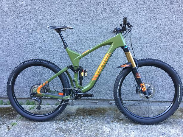 f713778177a 2016 XL Marin Attack Trail Custom Build Victoria City, Victoria
