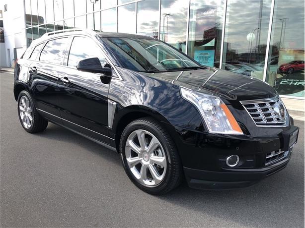 2015 Cadillac SRX AWD Premium Local B.C.