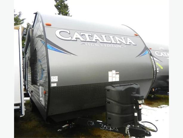 2018 Coachmen RV Catalina Legacy Edition 223RBS