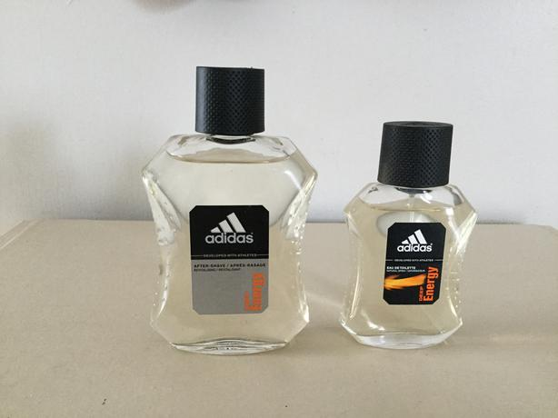 Adidas after shave / eau de cologne set