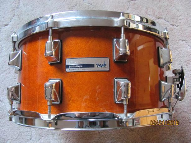 Taye Studio Maple Snare Drum