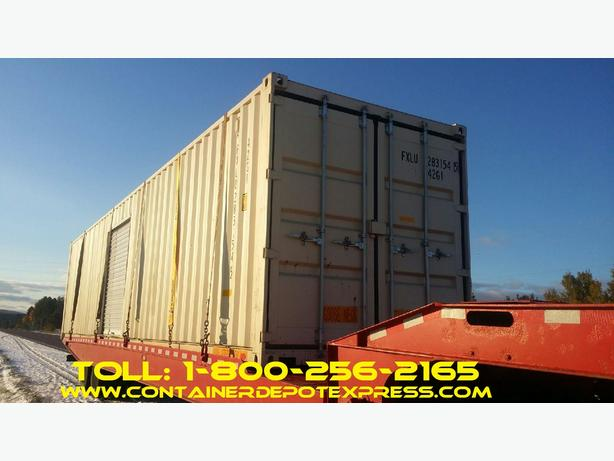 Used Storage Containers for RENT or PURCHASE!!