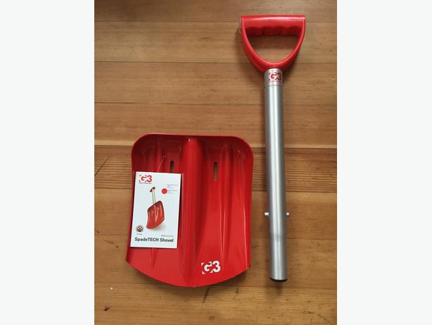 Brand new, unused G3 probe and shovel