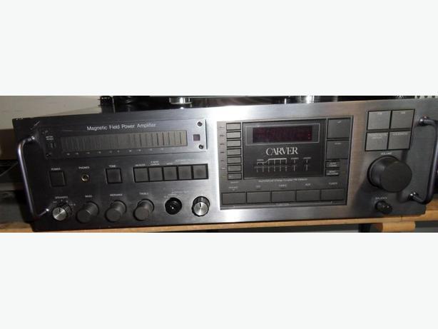 Vintage Carver The Receiver 2000  Receiver/Amp