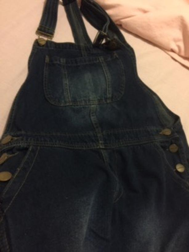 Long jean pants