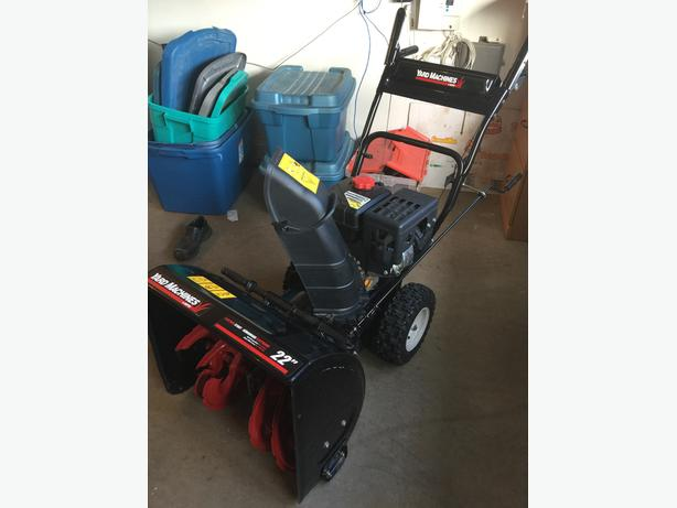 Excellent Snow Blower For Sale