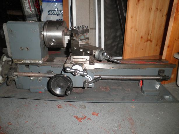 Variable Speed Mini Metal Lathe 734 X 1334 Central Saanich