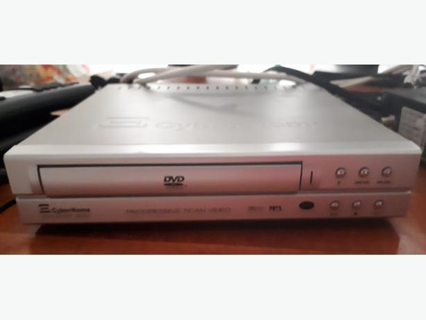 "CyberHome DVD player (also Sony 26"""