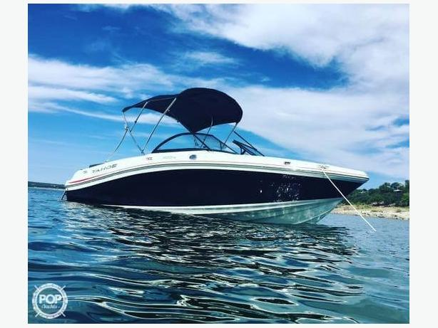 2015 Tahoe 500 TS w/Mercruiser 220hp
