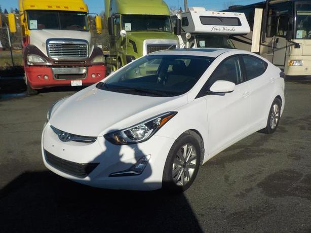 2016 Hyundai Elantra Sport Automatic