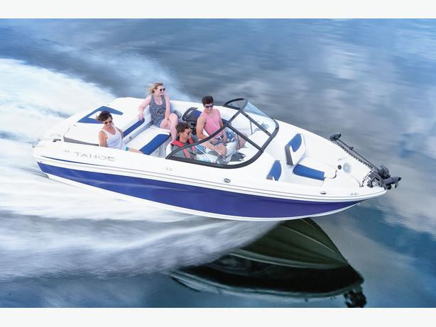 2017 Tahoe 500 TF w/Mercruiser 200hp 4.5L MPI