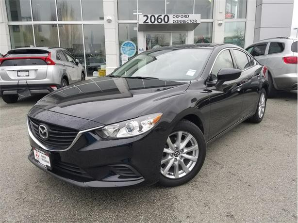 2016 Mazda Mazda6 GS NAVIGATION, LEATHER, SUNROOF