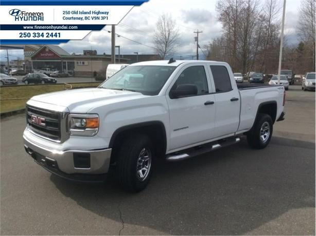 2015 GMC Sierra 1500 SLE Double Cab 4X4  - local