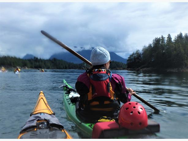 Kayak Adventures for Women - Barkley Sound Expedition, Vancouver Island
