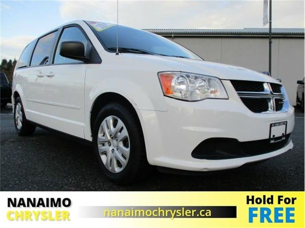 2014 Dodge Grand Caravan SXT No Accidents Factory Warranty