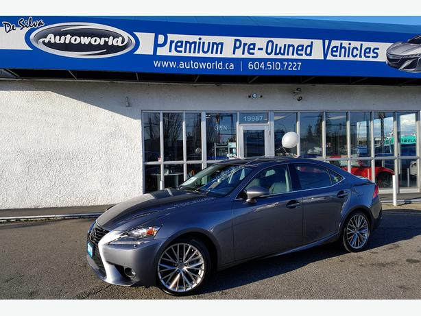 2015 Lexus IS250 Premium AWD