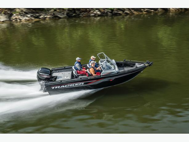 2017 Targa V-18 WT w/Sports Package & Mercury 150 ELPT 4-stroke