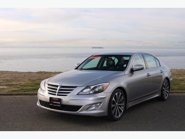 2012 Hyundai Genesis Sedan 5.0L R-Spec - ON SALE! - 60,*** KM!