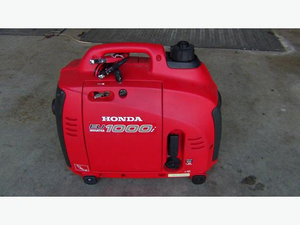 HONDA 1000 WATT GENERATOR