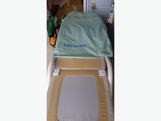 Ceragem Massage bed  Saanich, Victoria