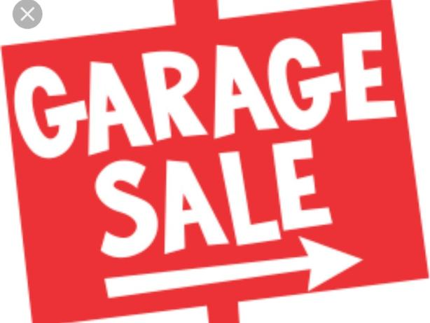 Garage sale!! March 24/25th!!