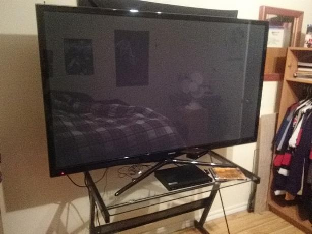 Plasma 3d TV 5500 and blue ray/3d player