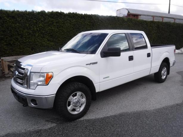 2012 Ford F-150 FX4 SuperCrew 6.5-ft. Bed 4WD Ecoboost