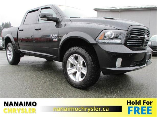 2016 Ram 1500 Sport One Owner No Accidents