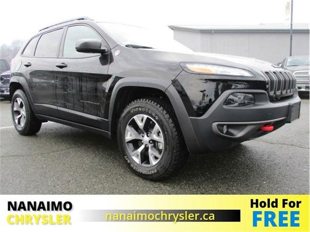 2018 Jeep Cherokee Trailhawk One Owner No Accidents