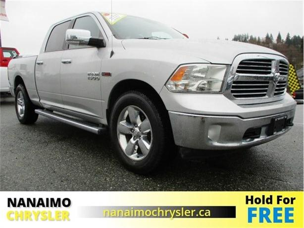 2014 Ram 1500 SLT EcoDiesel One Owner No Accidents.