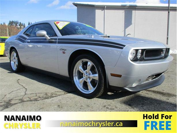 2012 Dodge Challenger R/T Low Kilometers Remote Start