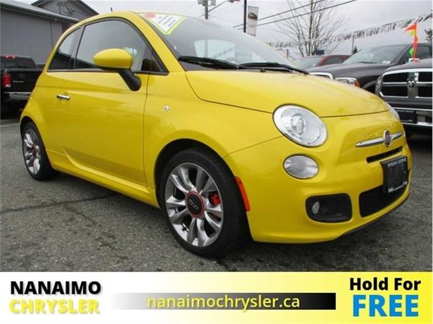 2015 FIAT 500 Sport One Owner No Accidents