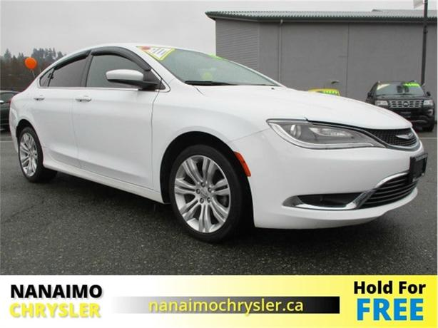 2015 Chrysler 200 Limited One Owner No Accidents