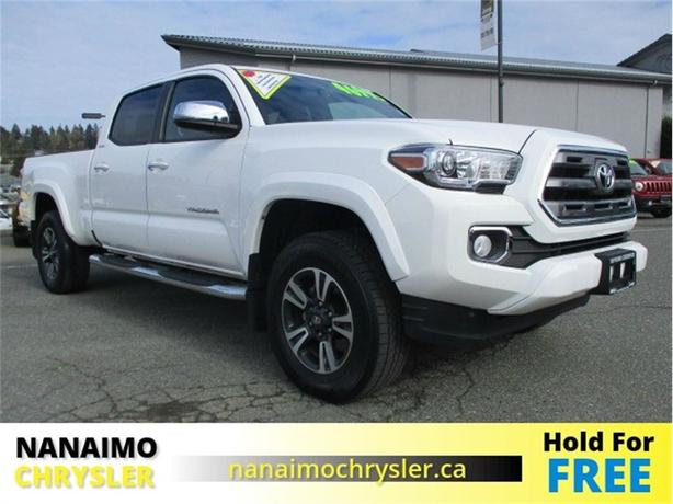2017 Toyota Tacoma Limited One Owner No Accidents