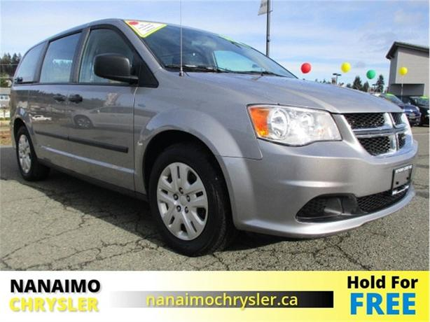 2016 Dodge Grand Caravan CVP One Owner No Accidents