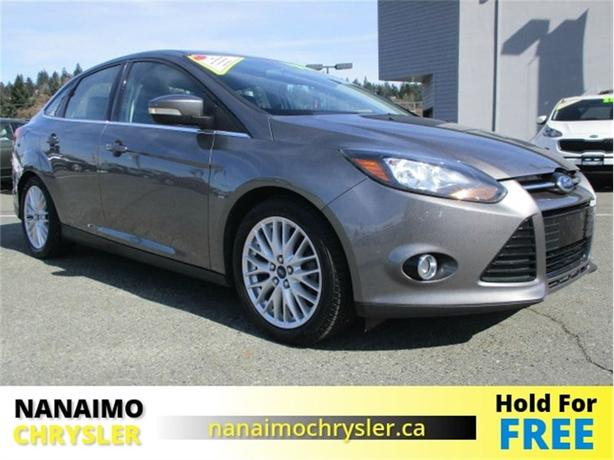 2014 Ford Focus Titanium One Owner No Accidents