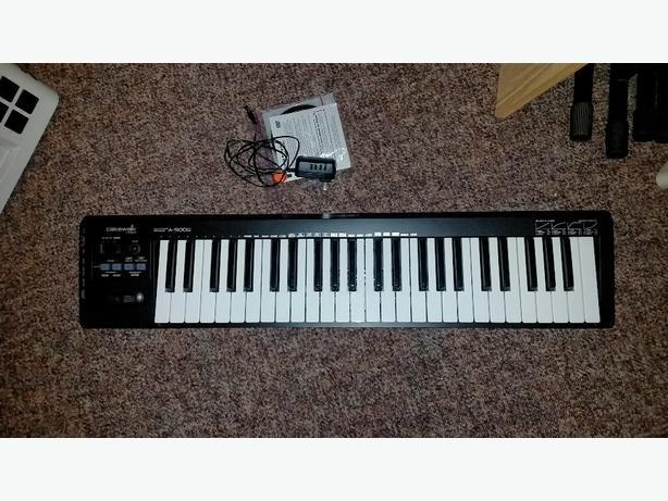 Cakewalk (Roland) A-500s midi keyboard West Shore: Langford
