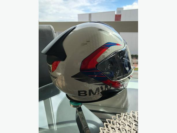 80767934 BMW System 7 Carbon Helmet with BEATS Communication **$1100 SAVINGS ...