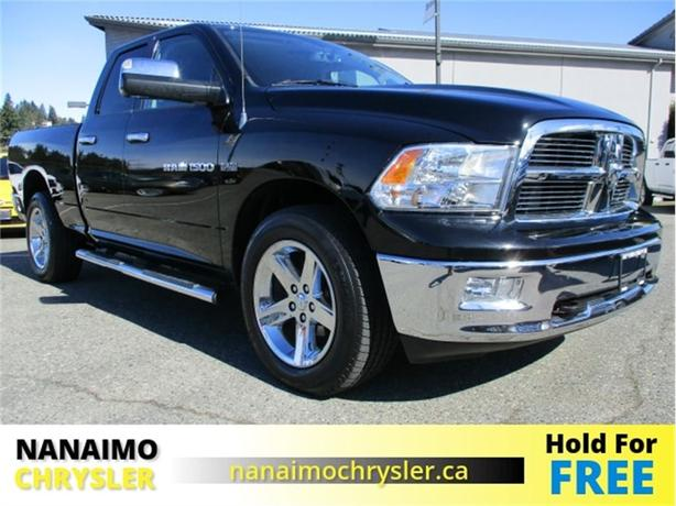 2012 Ram 1500 Big Horn Low Kilometers Rear View Backup Camera