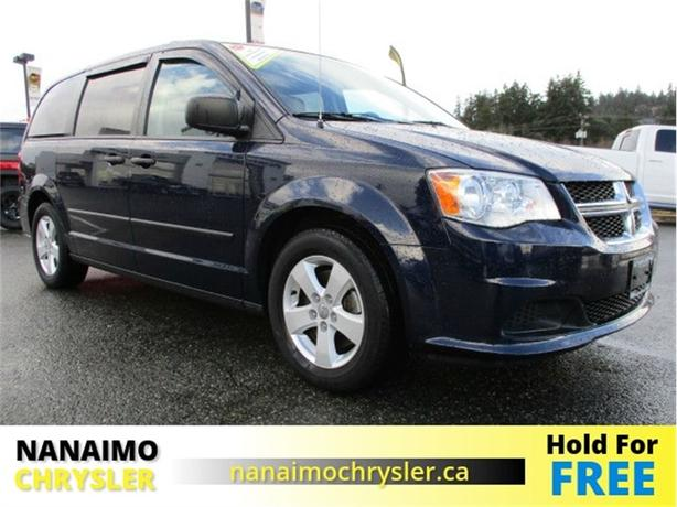 2015 Dodge Grand Caravan SE One Owner No Accidents