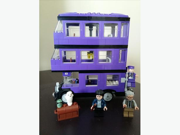 Harry Potter Lego Knight Bus 4866 South Regina Regina